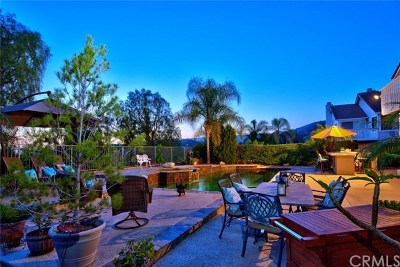 Yorba Linda Single Family Home For Sale: 4765 Stirlingbridge Circle