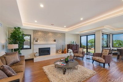Laguna Beach Single Family Home For Sale: 2855 Chateau Way