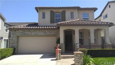 Yorba Linda Single Family Home For Sale: 17086 Camino Cabrillo