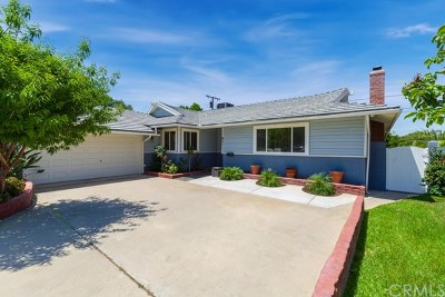 Corona Single Family Home For Sale: 431 E Hacienda Drive