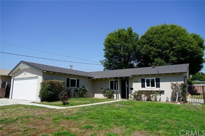 Glendora Single Family Home For Sale: 1330 S Westridge Avenue