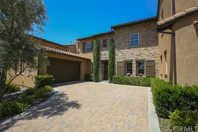 Ladera Ranch Condo/Townhouse For Sale: 52 Tuscany