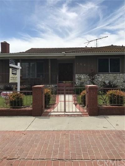La Mirada Single Family Home For Sale: 15600 Lemon Drive