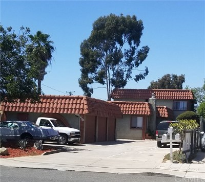 Costa Mesa Multi Family Home For Sale: 432 Hamilton