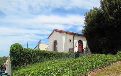 San Pedro Single Family Home For Sale: 1243 W 13th Street