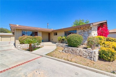Pomona Single Family Home For Sale: 1066 Tyleen Place