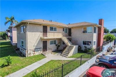 Lynwood Multi Family Home For Sale: 3579 Brenton Avenue