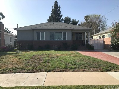Burbank Single Family Home For Sale: 409 W Elmwood Avenue