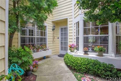 Laguna Niguel Single Family Home For Sale: 25 E Rollins Place