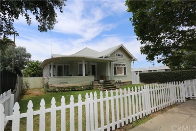Santa Ana Single Family Home For Sale: 1820 N Bush Street
