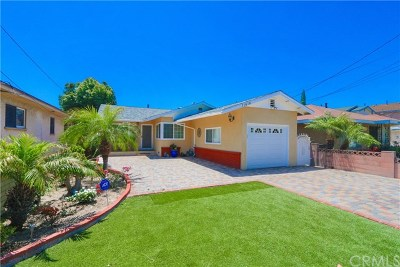 Artesia Single Family Home For Sale: 11618 185th St.