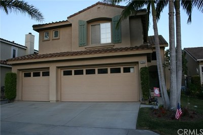 Yorba Linda Single Family Home For Sale: 20360 Herbshey Circle