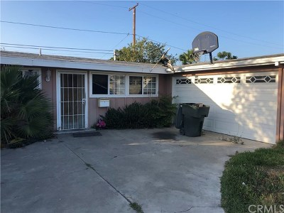 Garden Grove Single Family Home For Sale: 11391 Woodbury Road