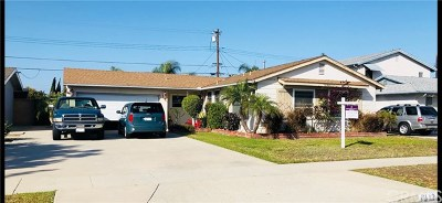 Buena Park Single Family Home For Sale: 8112 San Miguel Circle