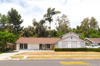 Diamond Bar CA Single Family Home For Sale: $649,000