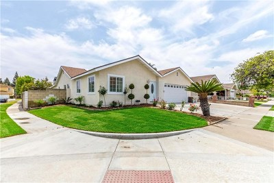 Cerritos Single Family Home For Sale: 18102 Parkvalle Circle