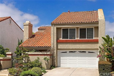Laguna Hills Single Family Home For Sale: 25931 Toluca