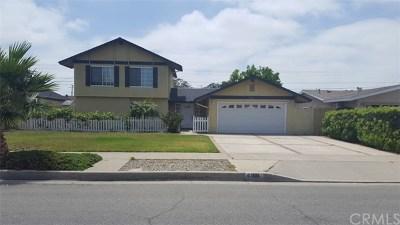 Orange Single Family Home For Sale: 4158 N Santa Anita Street