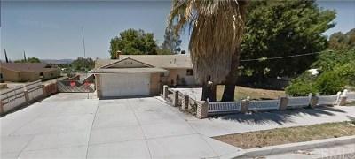 Yucaipa Single Family Home For Sale: 12284 3rd Street