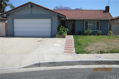 Rancho Cucamonga Single Family Home For Sale: 8311 Main Street