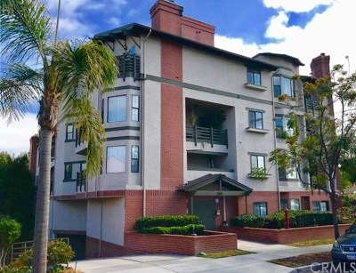 San Diego Condo/Townhouse For Sale: 909 Sutter Street #302