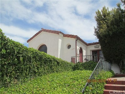 San Pedro Multi Family Home For Sale: 1243 W 13th Street