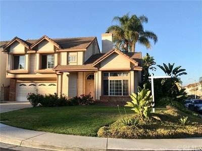 La Mirada Single Family Home For Sale: 16005 Peppertree Lane