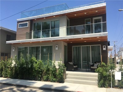 Balboa Island - Main Island (Balm) Single Family Home For Sale: 706 Park Avenue