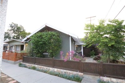 Long Beach Single Family Home For Sale: 426 Junipero Avenue