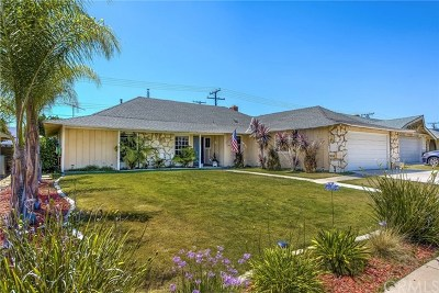 Placentia Single Family Home For Sale: 1807 Stanley Avenue