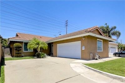La Palma Single Family Home For Sale: 4641 Sharon Drive