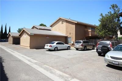 Stanton Multi Family Home For Sale: 7320 Cerritos Avenue