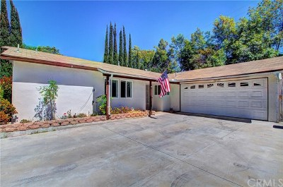 Rowland Heights Single Family Home For Sale: 18484 Dragonera Drive