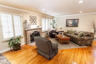 Fullerton Single Family Home For Sale: 101 E La Entrada Place
