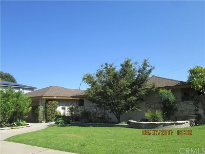 Orange Single Family Home For Sale: 3104 E Ruth Place