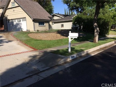 Woodland Single Family Home For Sale: 5646 Ramara Avenue