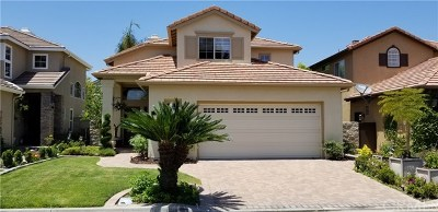 Rancho Santa Margarita Single Family Home For Sale: 23 Flossmoor