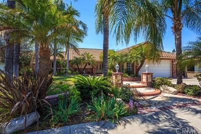 Whittier Single Family Home For Sale: 16308 Landmark Drive