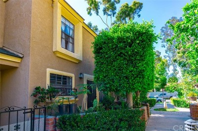Santa Ana Condo/Townhouse For Sale: 2516 Monte Carlo Drive #8