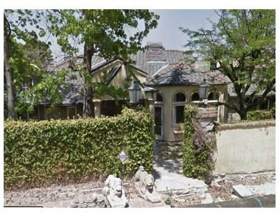 Encino Single Family Home For Sale: 17941 Karen Drive