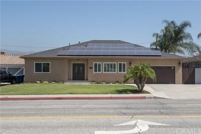 Covina Single Family Home For Sale: 19851 E Cienega Avenue