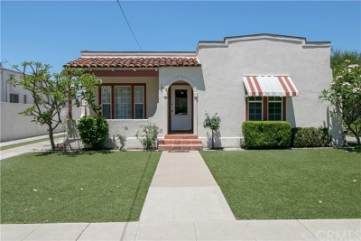 Tustin Single Family Home For Sale: 130 Mountain View Drive