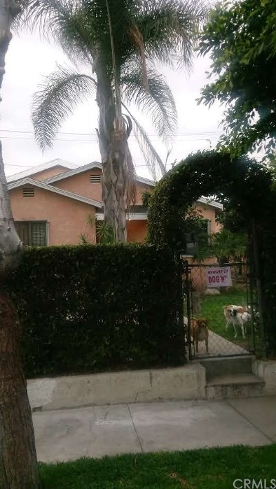 Long Beach Single Family Home For Sale: 335 E Marker Lane
