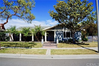 Santa Ana Single Family Home For Sale: 3741 Ramona Drive