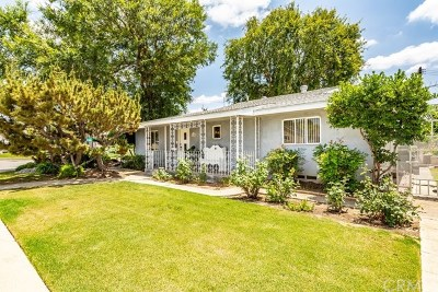 Brea Single Family Home For Sale: 410 W Acacia Street