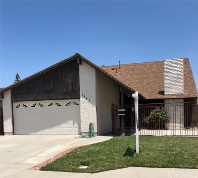 Cypress Single Family Home Active Under Contract: 5963 Fiji Street