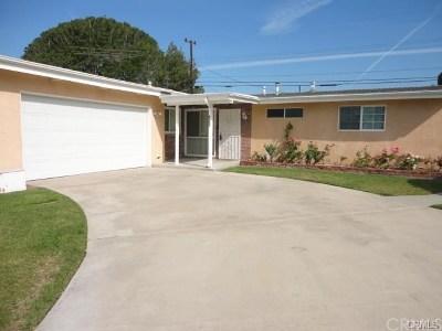 Garden Grove Single Family Home For Sale: 8901 Blossom Avenue