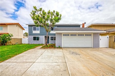 Cypress Single Family Home For Sale: 9782 Rosemary Drive