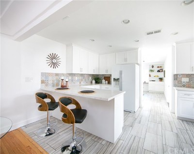 Tustin Single Family Home For Sale: 130 N C Street