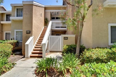 Irvine Condo/Townhouse For Sale: 22 Woodleaf